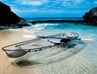 이런 카누 갖고싶어요